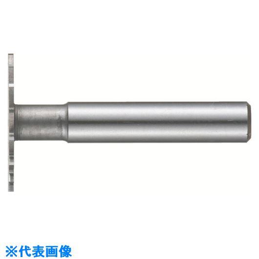 ■FKD 側刃付キーシートカッター30×1.5  〔品番:KCST-30X1.5〕掲外取寄[TR-8104562]
