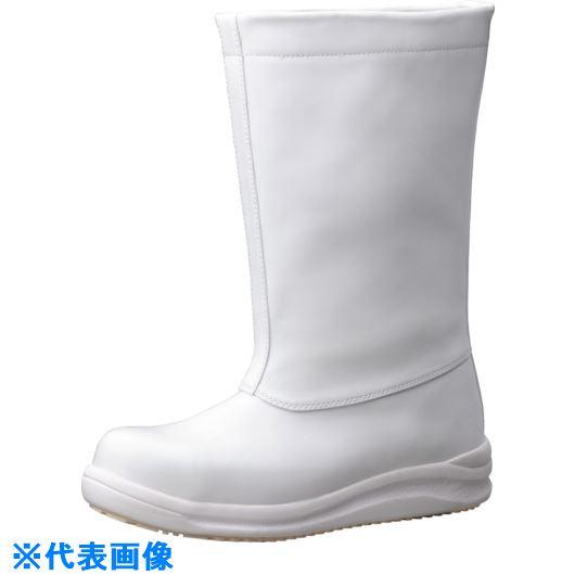 ■ミドリ安全 先芯入り超耐滑作業靴 ハイグリップ ロングタイプ 27.0CM  〔品番:NHS640-27.0〕[TR-8112383]