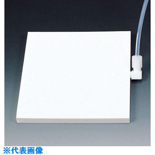 ■フロンケミカル フッ素樹脂(PTFE) バブラー 160幅×90L×15t〔品番:NR1022-001〕[TR-8115233]