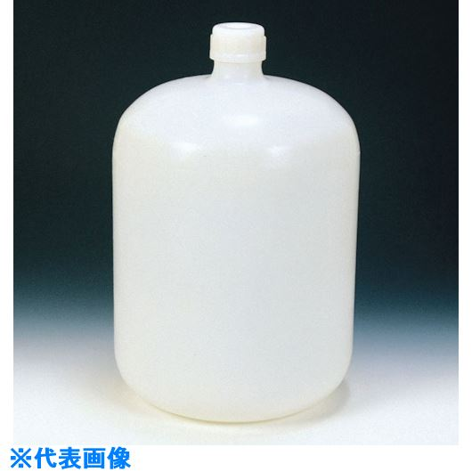 ■フロンケミカル アフロンR COP細口大型回転成型容器 5L〔品番:NR0702-001〕[TR-8115297]