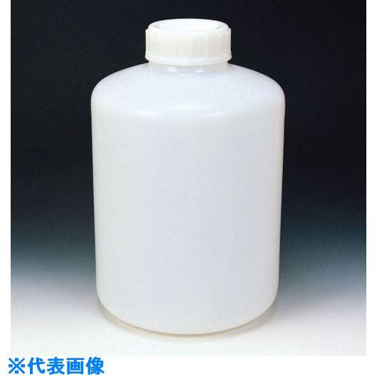 (株)フロンケミカル スクレーパー  ■フロンケミカル アフロンR COP広口大型回転成型容器 5L〔品番:NR1145-001〕[TR-8115308]