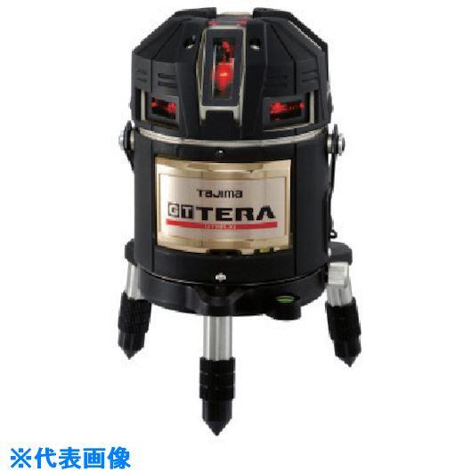 ■タジマ レーザー墨出し器 GT8R-XI 本体のみ  〔品番:GT8R-XI〕[TR-8134786]【個人宅配送不可】