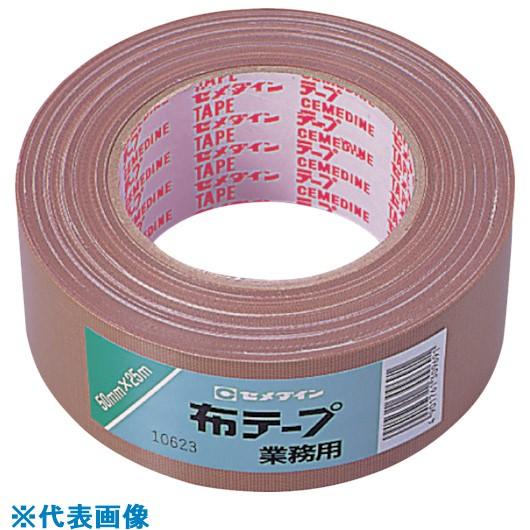 ■セメダイン 布テープ業務用 50mm×25m TP-050《30巻入》〔品番:TP-050〕[TR-8135233×30]