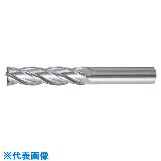 ■日立ツール ソリツドエンドミル ロング刃 HESL4100〔品番:HESL4100〕[TR-8154667]