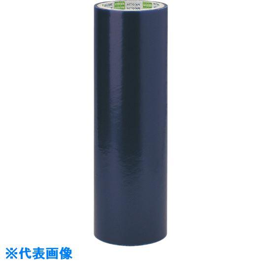 ■日東 金属板用表面保護材SPV-224 340MMX100M ライトブルー 7巻入 〔品番:SPV-224-340〕[TR-8160352×7]