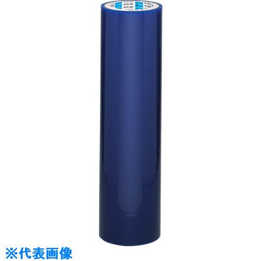 ■日東 金属板用表面保護材SPV-A-6050 1020MMX100Mライトブルー 2巻入 〔品番:SPV-A-6050-1020〕[TR-8160359×2]