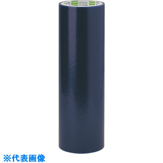 ■日東 金属板用表面保護材SPV-M-6020 1020MMX200Mライトブルー  〔品番:SPV-M-6020-1020〕[TR-8160362]
