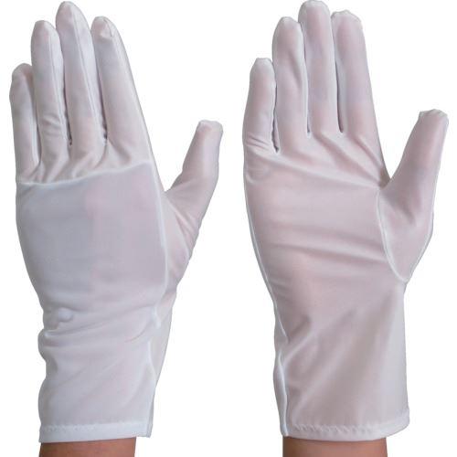 (株)ゴールドウイン クリーンルーム用手袋  ■ゴールドウイン 縫製手袋白LL (100双入)〔品番:PA3402-W-LL〕[TR-8160714]