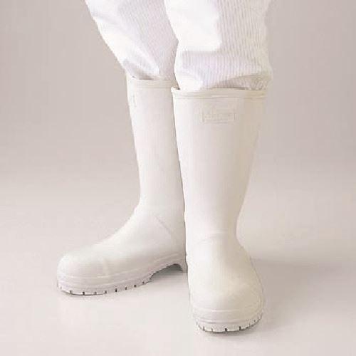 ■ゴールドウイン AC安全長靴白25.0C  〔品番:PA9690-W-25.0〕[TR-8160881]