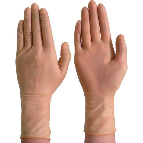 ?ゴールドウイン ラテックス手袋 (500双入)〔品番:PA-TCR20-8.5〕[TR-8160894]