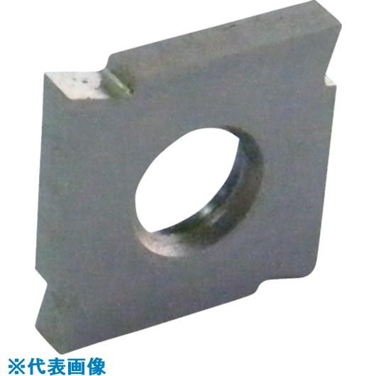 ■三和 サイドカッター用チップ 四角90度巾4.3R 刃先強化型 10個入 〔品番:SCHA12S-4.3R1〕[TR-8162122×10]