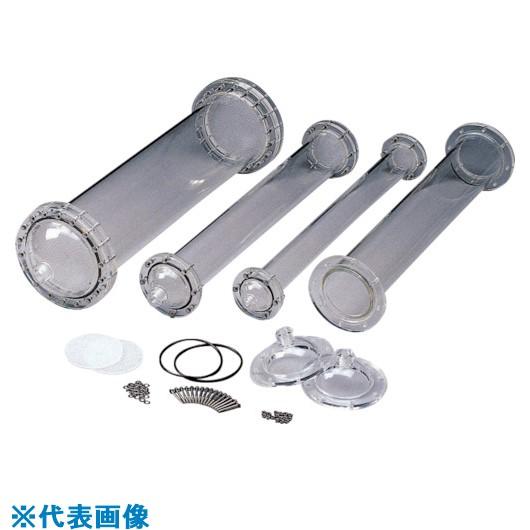 ■サンプラ 耐圧純水筒・濾過筒 NO.3〔品番:0342〕[TR-8162542]