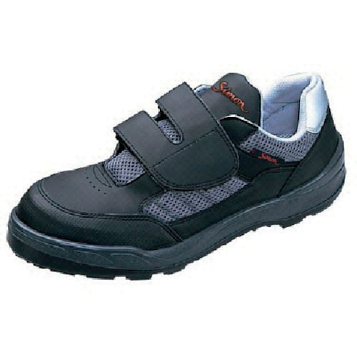 ■シモン プロスニーカー 短靴 8818ブラック 29.0CM  〔品番:8818-29.0〕[TR-8166137]