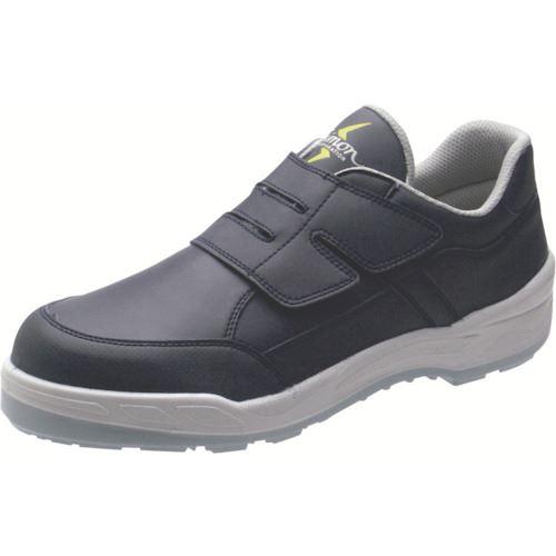 ■シモン 静電プロスニーカー 短靴 8818N紺静電仕様 29.0cm〔品番:8818BUS-29.0〕[TR-8166142]