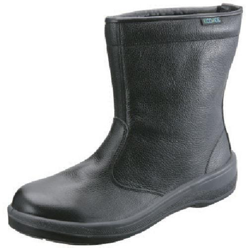 ■シモン 安全靴 半長靴 ECO44黒 28.0CM  〔品番:ECO44-28.0〕[TR-8166200]