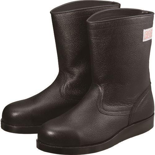■シモン 舗装用安全作業靴 半長靴 舗装靴半長靴 24.5cm〔品番:HSH-24.5〕[TR-8166255]