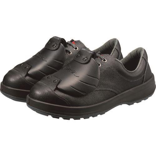 ■シモン 安全靴甲プロ付 短靴 SS11D-6 24.0CM  〔品番:SS11D-6-24.0〕[TR-8166369]
