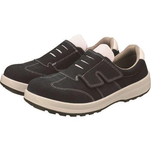 ■シモン 安全靴 短靴マジック式 SS18BV 30.0CM  〔品番:SS18BV-30.0〕[TR-8166375]