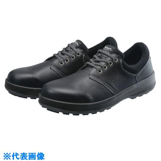 ■シモン 安全靴 短靴 WS11黒K 29.0CM  〔品番:WS11BK-29.0〕[TR-8166385]