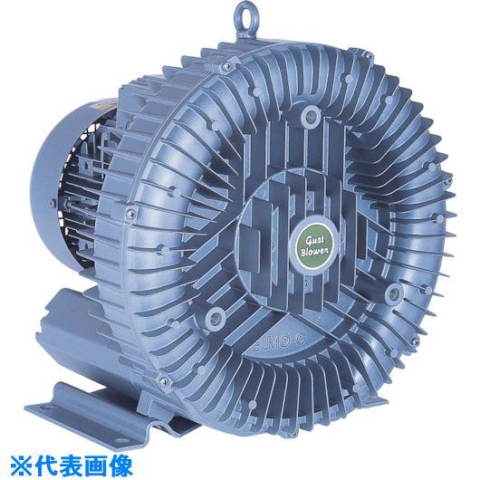 ■昭和 電動送風機渦流式高圧シリーズガストブロアシリーズ0.6/0.85KW  〔品番:U2S-70T〕[TR-8167604]