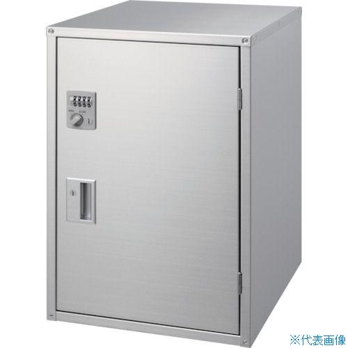 ■テラオカ 簡易型保管庫 SNX-600  〔品番:10-1305-66〕[TR-8168924]【大型・重量物・個人宅配送不可】