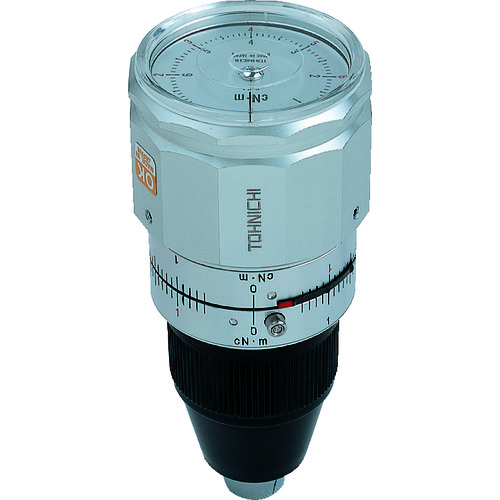 ■トーニチ トルクゲージ トルク測定範囲0.5~6 最小目盛0.1  〔品番:ATG6CN〕[TR-8173495]