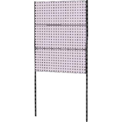 ■ヤマテック 壁面ハンガーパネルシステム W900タイプ単体〔品番:WH-0918-P3〕[TR-8178330]【個人宅配送不可】