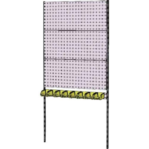 ■ヤマテック 壁面ハンガーパネルシステム W900タイプ単体〔品番:WH-0918-P3Y〕[TR-8178332]【個人宅配送不可】