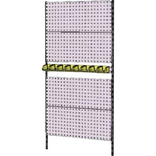 ■ヤマテック 壁面ハンガーパネルシステム W900タイプ単体〔品番:WH-0918-P4Y〕[TR-8178336]【個人宅配送不可】