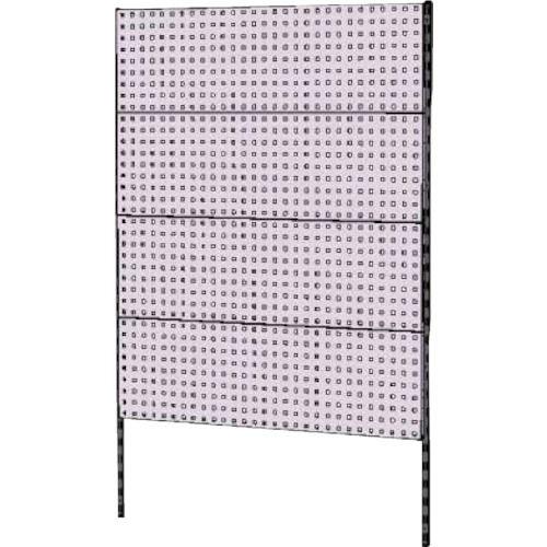 ■ヤマテック 壁面ハンガーパネルシステム W1200タイプ単体〔品番:WH-1218-P4〕[TR-8178355]【個人宅配送不可】