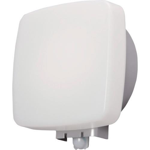 ■IRIS ポーチ灯 角型 500lm昼白色 センサー付〔品番:IRBR5N-SQPLS-MSBS〕[TR-8178631]【個人宅配送不可】