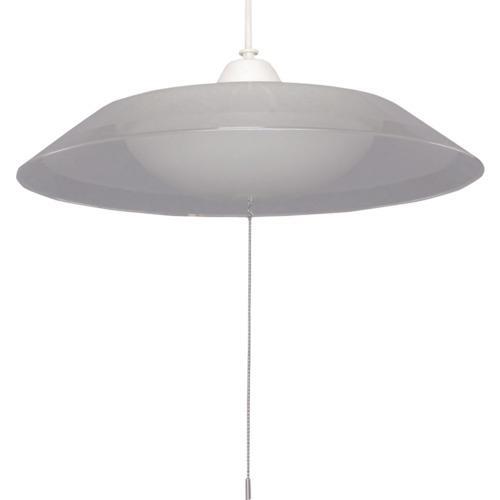 ■IRIS 洋風ペンダントライト 10畳調光 電球色〔品番:PLC10L-P2〕[TR-8178780]【個人宅配送不可】