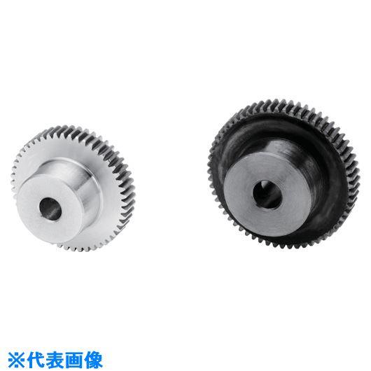 ■KG 平歯車 モジュール3.0 圧力角20度(並歯)S-Hシリーズ歯数50 形状B1  〔品番:S3S50B-3015H〕[TR-8178980]