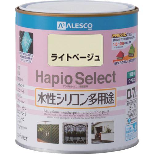 ■KANSAI ハピオセレクト 0.7L ライトベージュ 6缶入 〔品番:616-022-0.7〕[TR-8179482×6]