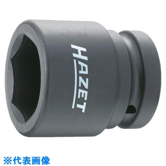 ■HAZET インパクトソケットレンチ(6角タイプ・差込角25.4MM・対辺36MM)  〔品番:1100S-36〕取寄[TR-8179717]