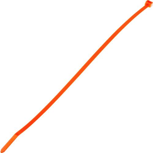 ■パンドウイット ナイロン結束バンド 蛍光オレンジ (1000本入)〔品番:PLT2S-M53〕[TR-8180387]