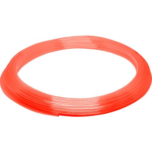 ■ピスコ ソフトポリウレタンチューブ クリアオレンジ 10×6.5 100M  〔品番:UC1065-100-CO〕[TR-8182397]