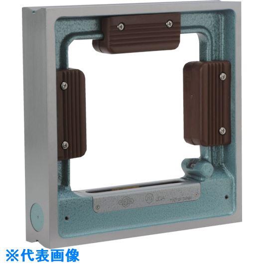 ■RKN 角型精密水準器 A級AA寸法250X250 感度0.02  〔品番:RSL-AA2502〕[TR-8182824]