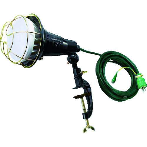 ■TRUSCO LED投光器 50W 5M ポッキン付  〔品番:RTL-505EP〕[TR-8183810]