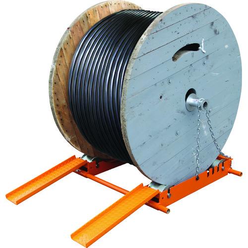 ■育良 ドラムローラー ISR-1200(10207)  〔品番:ISR-1200〕直送元[TR-8183871]【大型・重量物・個人宅配送不可】