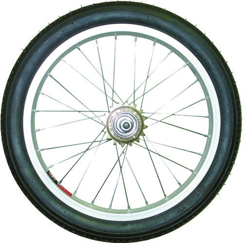 ■TRUSCO THR5503用 ノーパンクタイヤ 後輪右用  〔品番:THR-5503TIRE-RR〕[TR-8185203]