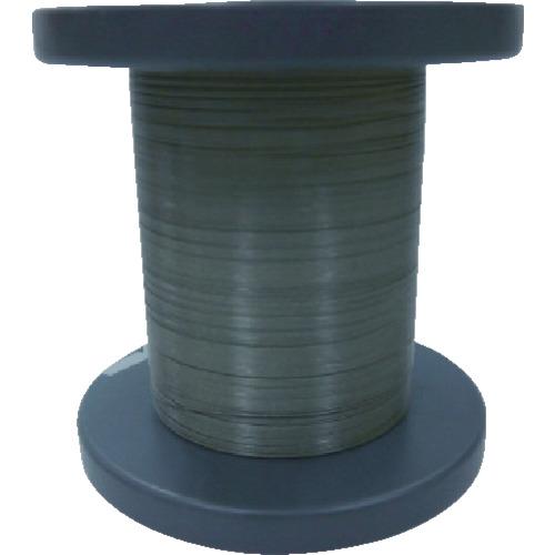 ■O.C.R SUSワイヤロープ0.22/0.30MM 7×7 50M巻コート付(クリアー)  〔品番:NSB022-030-50M〕[TR-8185459]