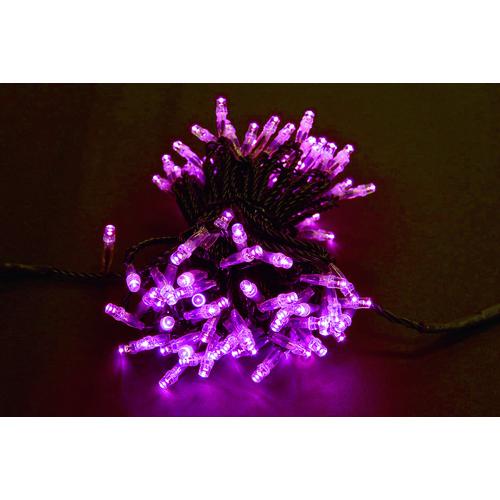 ■トライト LEDイルミネーション ピンク色  〔品番:NSBP1-100-100P/2〕[TR-8186555]