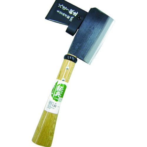 五十嵐刃物工業 売店 売れ筋 斧 鉈 ■鋼典 両刃 完全包装 東型ナタ鋼付 TR-8188045 品番:C8