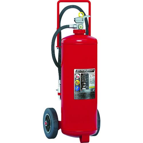 ■MORITA 蓄圧式粉末ABC消火器50型 車載式  〔品番:EF50〕[TR-8188784]【大型・重量物・個人宅配送不可】