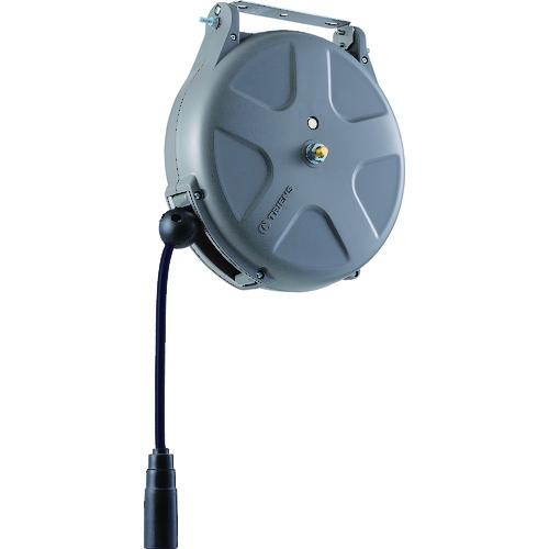■TRIENS エアーホースリール(耐スパッタ)内径6.5MM×13M  〔品番:SHS-213SA〕[TR-8189191]