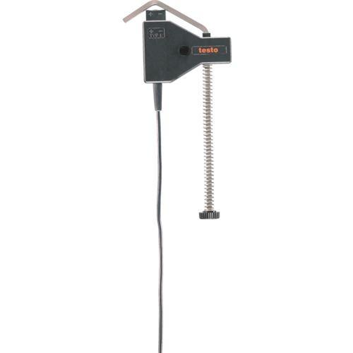 ■テストー K熱電対パイプクランプ式表面温度プローブ〔品番:0602〕[TR-8193652]