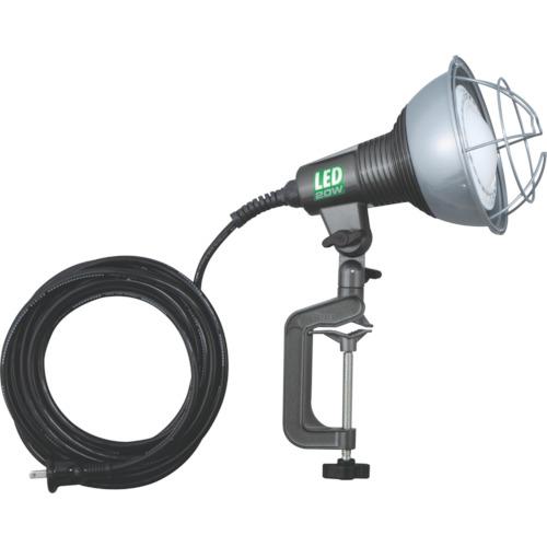 ■ハタヤ LED作業灯 20W電球色広角タイプ 電線5M  〔品番:RGL-5WL〕[TR-8194031]