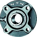 ■NTN G ベアリングユニット(テーパ穴形アダプタ式)軸径75mm内輪径85mm全長250mm〔品番:UKFC217D1〕[TR-8197125]