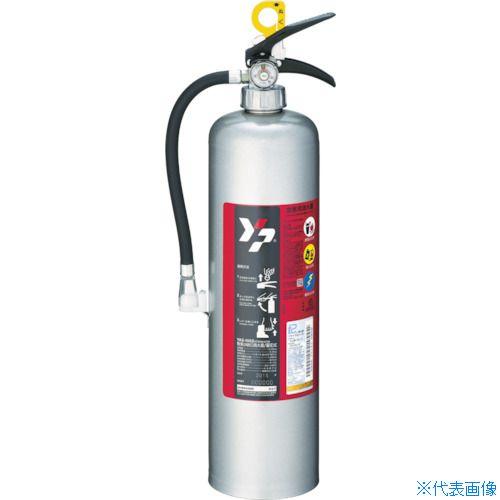 ■ヤマト ABC粉末消火器10型蓄圧式SUS〔品番:YAS-10D2〕[TR-8199668]